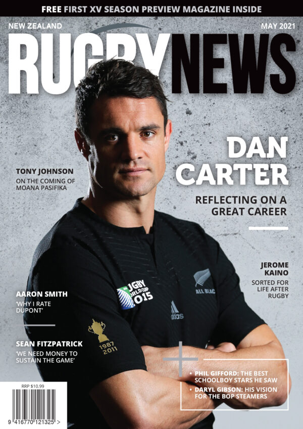 2021 rn may front cover